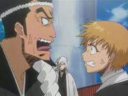 Sentarō y Kiyone
