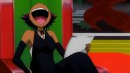 Yoruichi laughs