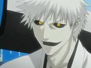 Apariencia de Hollow Ichigo en el Anime