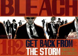 GET BACK FROM THE STORM -TRIGGER FOR A NEW CONCERTO-