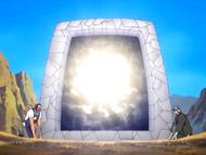 O20 Kisuke i Tessai otwierają Reishi Henkan-Ki