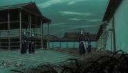 The Reigai prevent Ichigo and Rukia from leaving