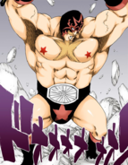 563Mask's empowered form