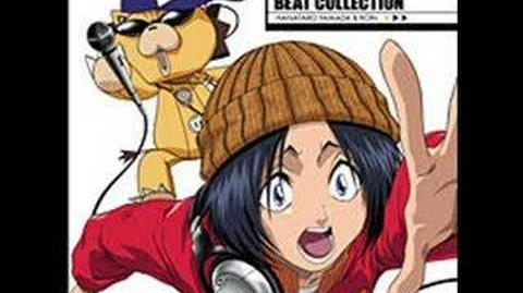 Bleach Beat Collection - Hanataro - Hanataro desu