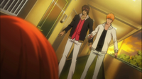 Ichigo y Chad