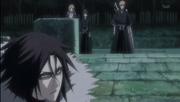 Ichigo, Hinamori, Muramasa y Matsumoto