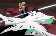 Amagai kills Kumoi