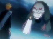 Grand Fisher mengelabuhi Ichigo