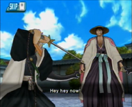 SB 03 Hitsugaya and Kyoraku