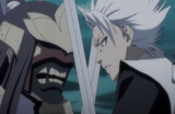 231Hitsugaya and Senbonzakura clash