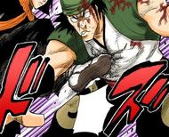 90Yumichika kicks
