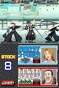 bleach - the blade of fate nds rom cool