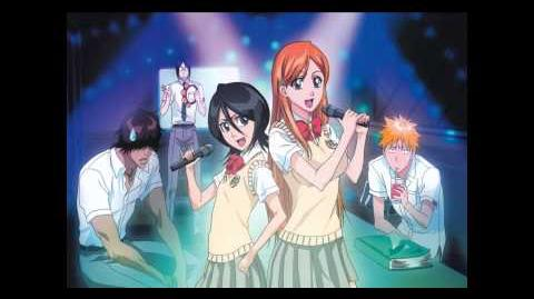 Bleach Concept Covers - Shoujo S