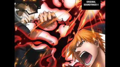 Bleach OST 4 - Track 13 - Swinging the Sword