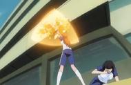 Orihime protects Kyoko