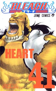 Bleach cover 41