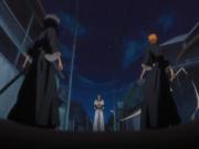 Grimmjow mendatangi Ichigo