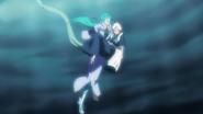 Hyorinmaru comes to his senses