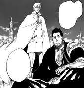 Ishida y Kurosaki