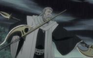 Ginrei Kuchiki Prepares to Seal Koga