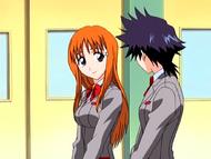 O2 Orihime rozmawia z Tatsuki