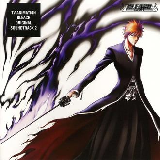 Bleach OST 2 Cover