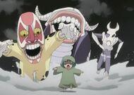Nel ucieka przed swoimi braćmi