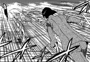 Uryu chases Tsukishima C429P16