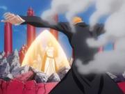 Ichigo melindungi Nel Orihime