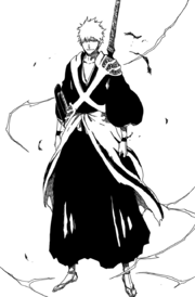 Pakaian Shinigami baru Ichigo