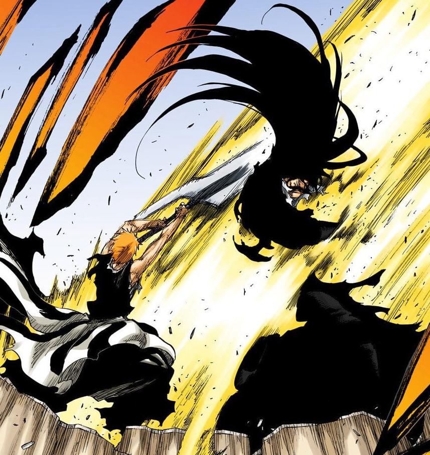 Ichigo Kurosaki Vs Yhwach Final Fight