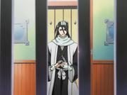 Byakuya menemui Rukia