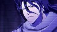 Inaba manipulates time around the Shinigami
