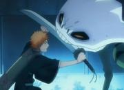 Ichigo vs Jibakurei