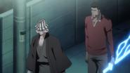 Isshin carries the Reiatsu sword