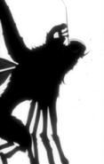 O291 Hisagi uwalnia Kazeshini wewnątrz głowy Tosena