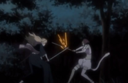 238Rangiku and Haineko clash