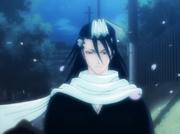 Byakuya menjemput Rukia