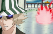 Ep.338 - Urahara launching a sneak attack on his Reigai