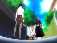 O11 Kon wplątany w starcie Ichigo i Ishidy