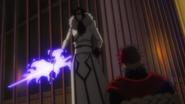 Muramasa breaks Koga from prison