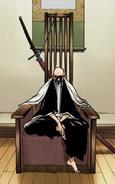 81Yamamoto sits