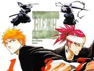 C137 cover Ichigo Renji