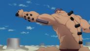 Ichigo blocks Yammy