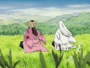 Ep366 Ukitake mówi o Ichigo