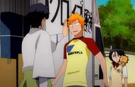 Kenryu restricts Ichigo's movements