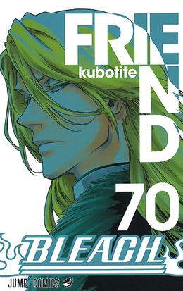 Bleach Volume 70 Cover