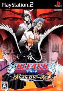 Bleach Blade Battlers 2nd cover