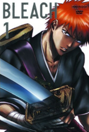 Bleach Vol. 1 Cover