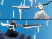 Ichigo&Hollow Ichigo